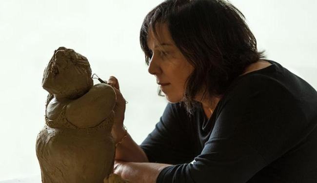 Eliana fez outras gordinhas homenageando personagens de Jorge Amado - Foto: Andrew Kemp | Divulgação