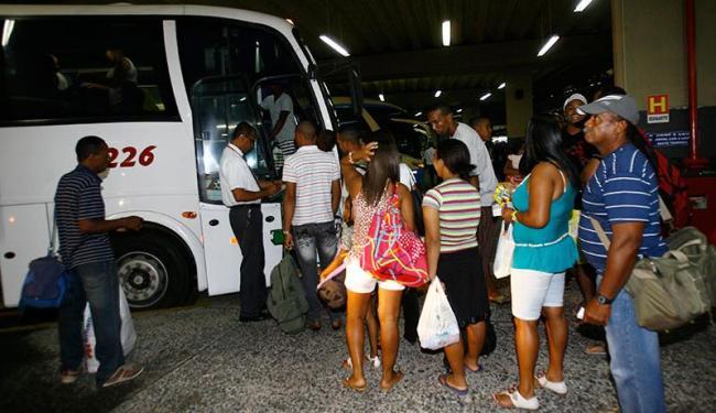 Agerba orienta que passageiros cheguem 20 minutos antes do horário marcado - Foto: Margarida Neide | Ag. A TARDE