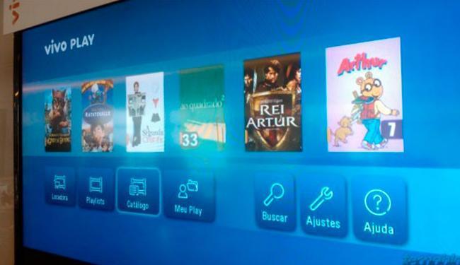 Vivo Play estará disponível no Xbox em 2013, segundo Microsoft - Foto: Divulgação