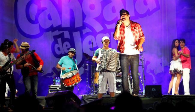 Concorra a entradas para show do Cangaia - Foto: Eduardo Martins   Ag. A TARDE
