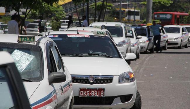 Resultado de imagem para taxi em salvador