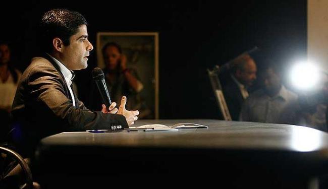 Secretariado de Neto é formado por políticos, técnicos e empresários - Foto: Raul Spinassé | Ag. A TARDE