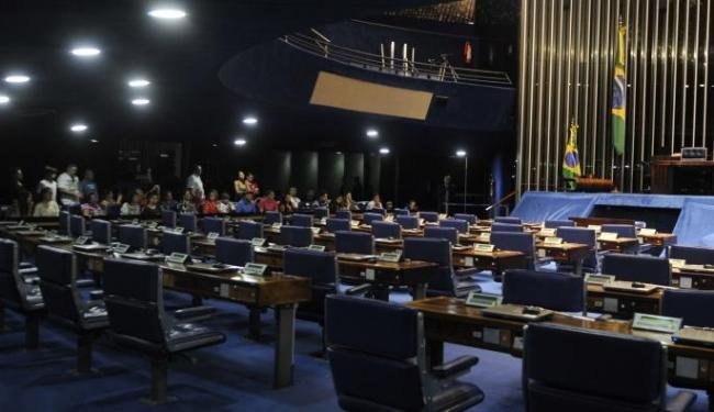 Senado tem sessão até quinta-feira - Foto: Antonio Cruz | Agência Brasil