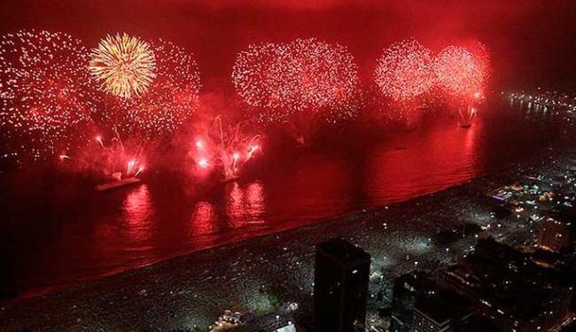 Rio vai dedicar comemoração do Réveillon a título recebido pela Unesco - Foto: AF Rodrigues   Divulgação