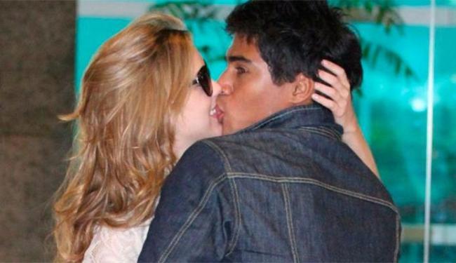 Micael e Sophia Abrahão sempre se mostravam apaixonados nas fotos - Foto: Divulgação