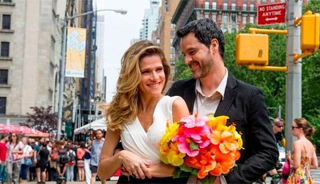ingrid Guimarães volta a interpretar Alice, que expande os negócios do Sex-Shop em Nova York - Foto: Divulgação