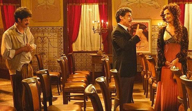 Mario tem esperança de salvar o teatro com a apresentação de Isabel - Foto: Divulgação