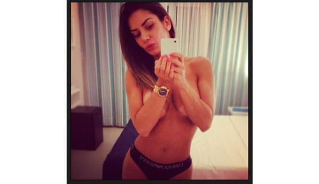 Graciela Carvalho postou a foto durante a madrugada - Foto: Reprodução | Instagram
