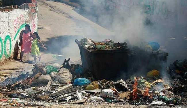 Segundo a Limpurb, foram recolhidos 1,37 milhão toneladas de lixo em Salvador de janeiro a outubro - Foto: Fernando Vivas | Agência A TARDE