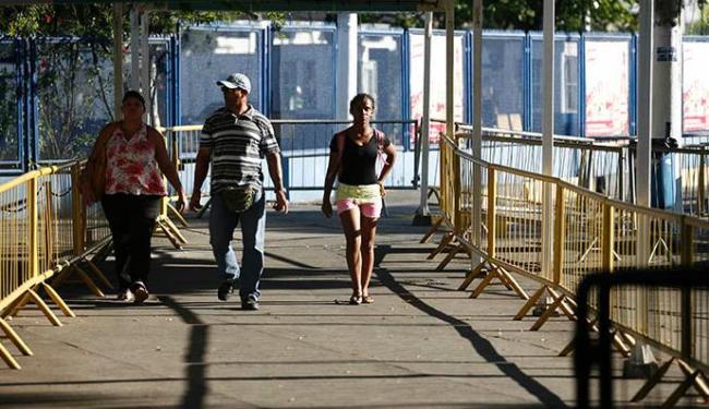 Retorno tranquilo a Salvador no fim do feriado de Natal - Foto: Raul Spinassé | Ag. A TARDE
