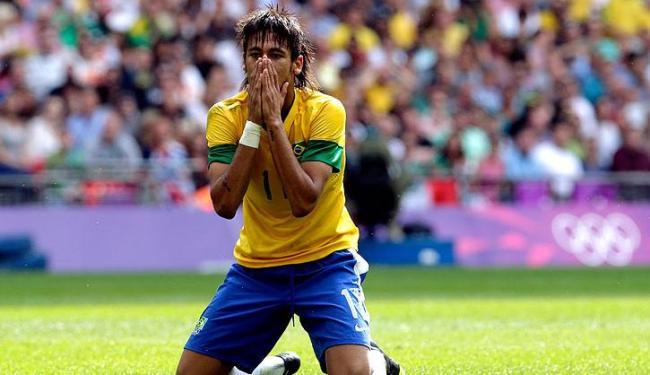 Geração de Neymar não conseguiu conquistar a sonhada medalha de ouro olímpica - Foto: Luca Bruno / Agência AP