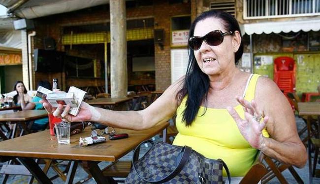Estado não tem legislação própria para banir o tabagismo - Foto: Margarida Neide | Ag. A TARDE