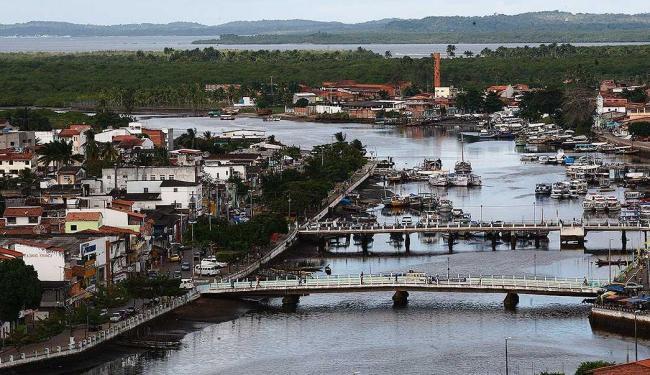 Controle da distribuição de água no município pode durar até que o nível do Rio Piau volte ao normal - Foto: Walter de Carvalho | Ag. A TARDE