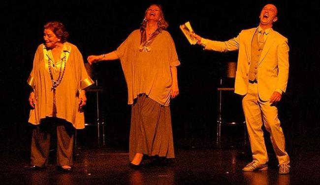 Espetáculo mistura música, teatro e poesia - Foto: Renato Marques I Divulgação