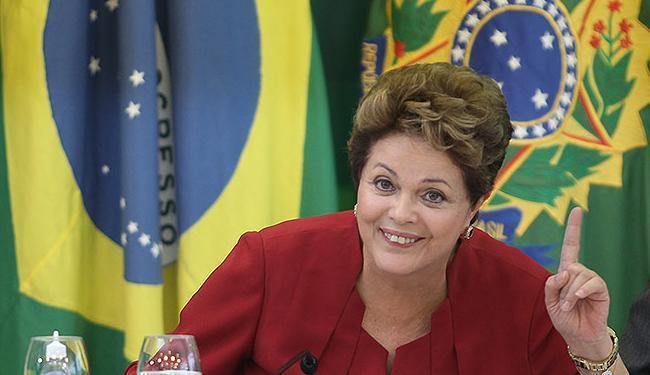 Dilma terá de enfrentar desafios na economia dois anos antes de tentar a reeleição - Foto: ED FERREIRA/ESTADÃO CONTEÚDO