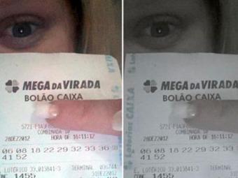 Ex-BBB leva R$ 27.413,18 na mega-sena da virada - Foto: Reprodução/Instagram