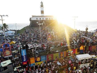 Carnaval de Salvador começa oficialmente no dia 6 de fevereiro - Foto: Walter de Carvalho   Ag. A TARDE