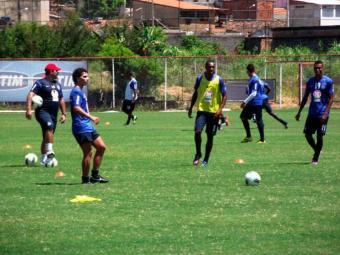 De olho na estreia do Nordestão, elenco tricolor já aprimora a parte técnica na pré-temporada - Foto: Esporte Clube Bahia | Divulgação