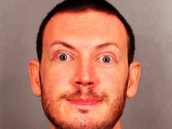 Holmes foi detido em julho do ano passado em Aurora - Foto: Agência Reuters