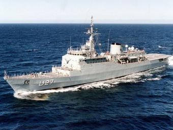 Navio-Escola da Marinha ficará aberto para visitação nos dias 12 e 13, das 14h às 17h - Foto: Arquivo Marinha do Brasil