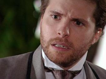 Edgar descobre que Laura foi atacada e vai procurar Laranjeiras - Foto: Divulgação