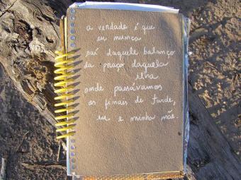 Livro-objeto e a exposição trazem o universo de uma Ilha e suas metáforas - Foto: Divulgação