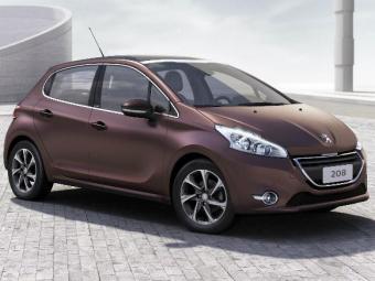 208 Premier é uma edição limitada e exclusiva - Foto: Divulgação/Peugeot