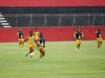 Treino coletivo do Vitória foi o penúltimo antes da estreia do rubro-negro na Copa do Nordeste - Foto: Fernando Amorim | Agência A TARDE
