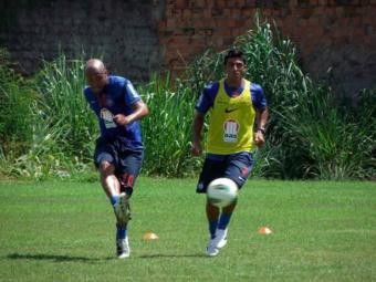 Jorginho comanda mais um coletivo e parece não ter dúvidas sobre o time titular - Foto: Esporte Clube Bahia | Divulgação