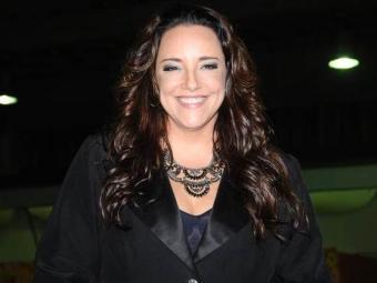 Ana concedeu entrevista coletiva após o show no FV - Foto: Divulgação