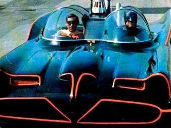 Carro original da série de TV foi vendido para um homem do Arizona, nos EUA - Foto: Divulgação