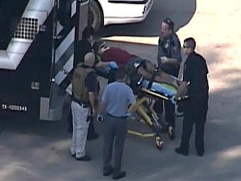 Pelo menos três pessoas foram baleadas em uma universidade do Texas nesta terça-feira, 22, indicou a - Foto: Reuters l KPRC-TV