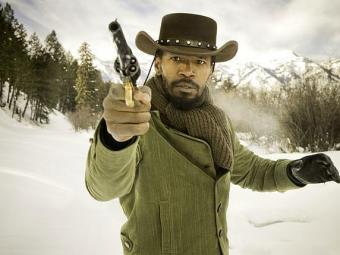 Django Livre é estrelado pelo vencedor do Oscar Jamie Foxx - Foto: Divulgação