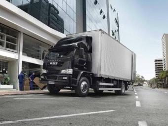 Modelo tem versão de 9 e 13 ton - Foto: Divulgação/Iveco