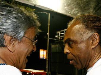 Caetano Veloso e Gilberto Gil falam sobre o cenário musical - Foto: Welton Araújo   Ag. A TARDE