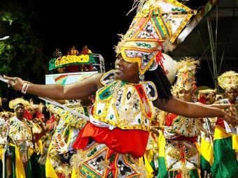 A dança afro na Bahia será o tema da Muzenza no Carnaval - Foto: Eduardo Martins   Ag. A TARDE