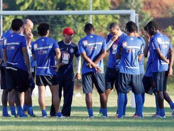Treinador tricolor poupa Danny Morais, Hélder e Zé Roberto de segundo jogo contra o Ceará - Foto: Eduardo Martins | Agência A TARDE