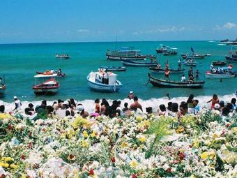Rainha do mar vai ser homenageada com muita música no Mercado do Peixe - Foto: Xando Pereira   Ag. A TARDE