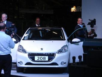 Hatch 208 teve produção iniciada em Porto Real - Foto: Marcu sLauria