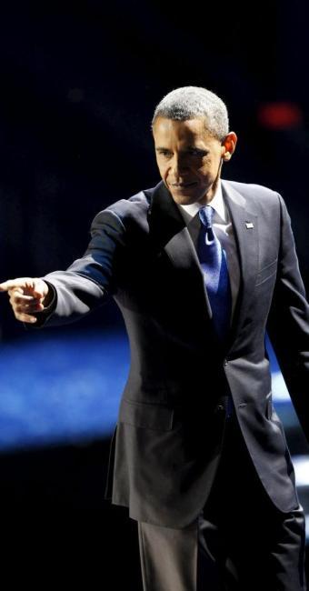 Cortes de impostos serão estendidos aos americanos que ganham menos de US$ 400 mil por ano,diz Obama - Foto: EFE   KAMIL KRZACZYNSKI