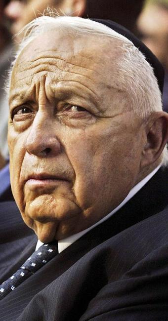 Ex-primeiro-ministro israelense está internado desde que sofreu AVC - Foto: Jim Hollander | AP Photo