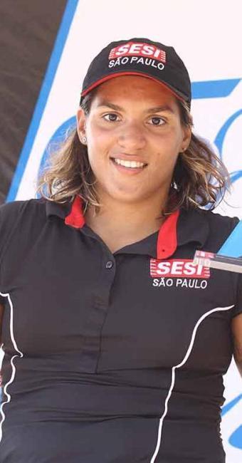 Embora a Unisanta tenha feito proposta maiora, Ana prefere ficar no Sesi - Foto: Adilton Venegeroles   Agência A TARDE