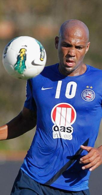 Souza não joga no domingo na estreia do novo estádio Castelão, em Fortaleza - Foto: Eduardo Martins / Ag. A Tarde