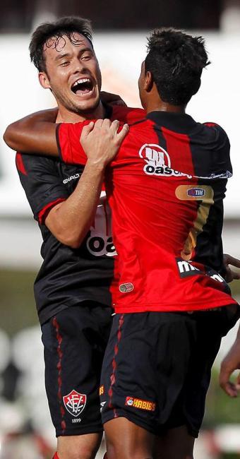 Estreante Renato Cajá faz dois e Leão se mantém 100% na Copa do Nordeste - Foto: Eduardo Martins   Ag. ATARDE