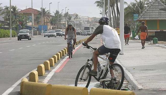 Viabilização do projeto Cidade Bicicleta ajudaria a amenizar problemas no trânsito - Foto: Arestides Baptista| Agência A TARDE
