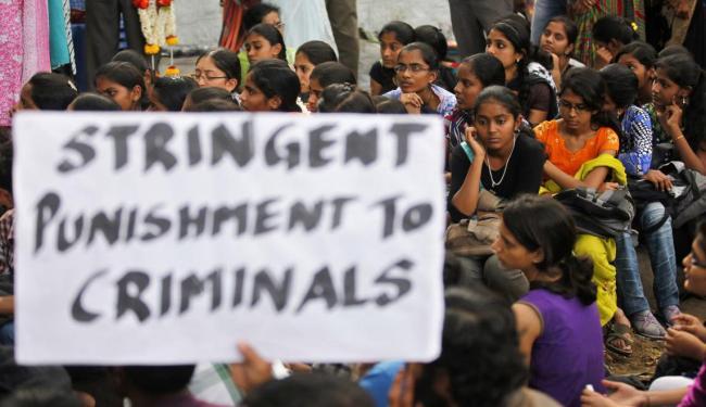 Estupro de jovem de 23 anos causou protestos e comoção internacional - Foto: AP Photo | Aijaz Rahi