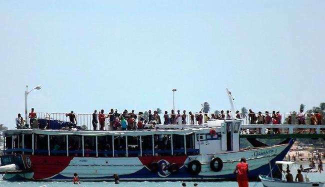 Movimento de passageiros deve diminuir durante a tarde, diz Astramab - Foto: Divulgação   Astramab