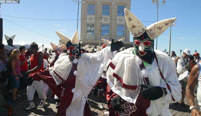 Pierrôs são personagens tradicionais do carnaval - Foto: Fernando Vivas | Ag. A TARDE