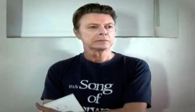 Bowie comemora 66 anos com lançamento de álbum e clipe - Foto: Reprodução | Youtube