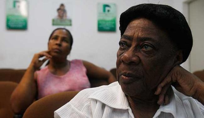 O caso de dona Izolina ilustra a situação ruim vivida pela instituição - Foto: Lúcio Távora | Ag. A TARDE